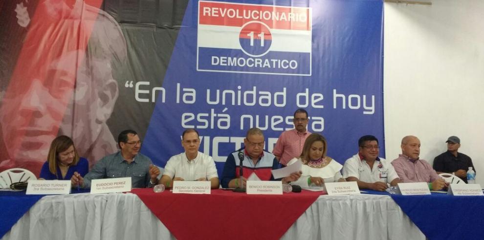 Directorio general del PRD aprueba investigación contra diputados