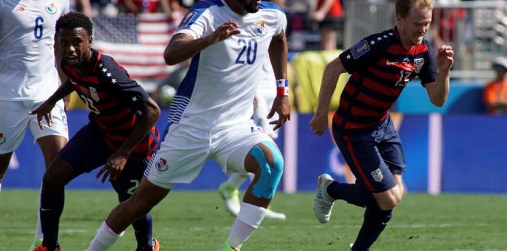 Panamá debuta con empate ante EEUU en la Copa de Oro