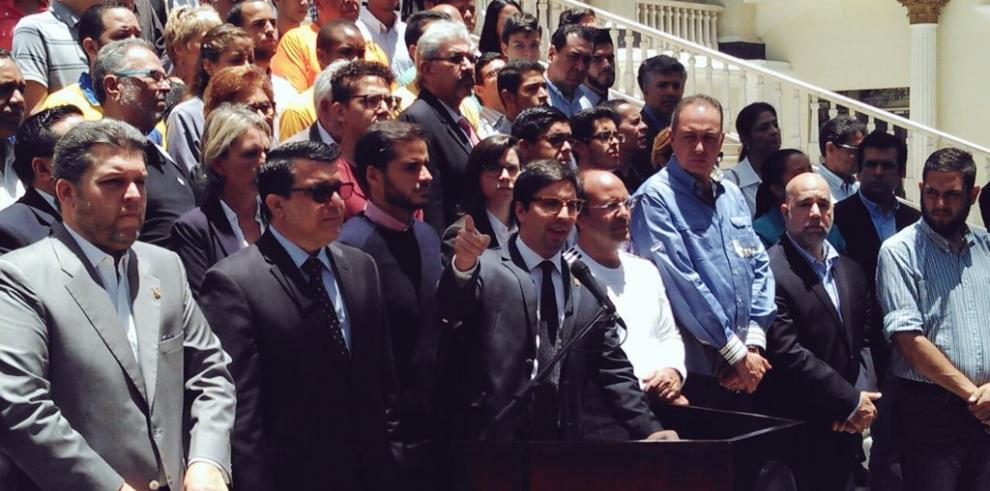 Parlamento venezolano emprenderá la remoción de los magistrados del Supremo