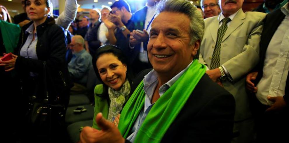 Correa: datos de Consejo Electoral dan más 2 puntos de diferencia a Moreno
