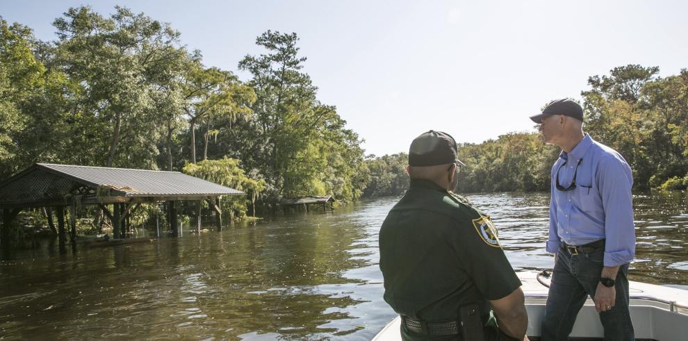 Aumentan a 28 los muertos por huracán Irma en EEUU