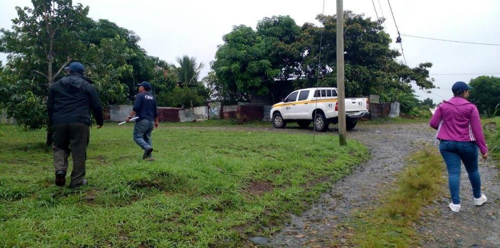 Miviot legalizará comunidad Brisas del Naranjal en Chepo