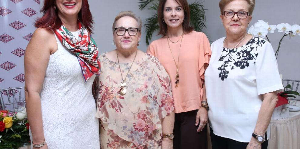 Damas Españolas con nueva directiva