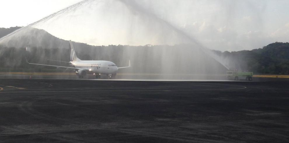 Wingo inaugura su primer vuelo entre Cartagena y Panamá