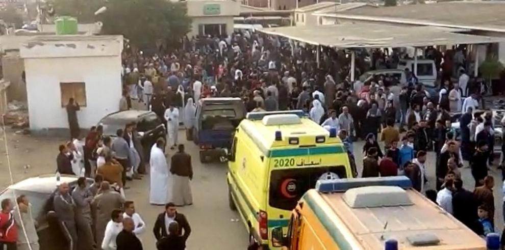 Egipto sufre el peor atentado terrorista en su historia reciente