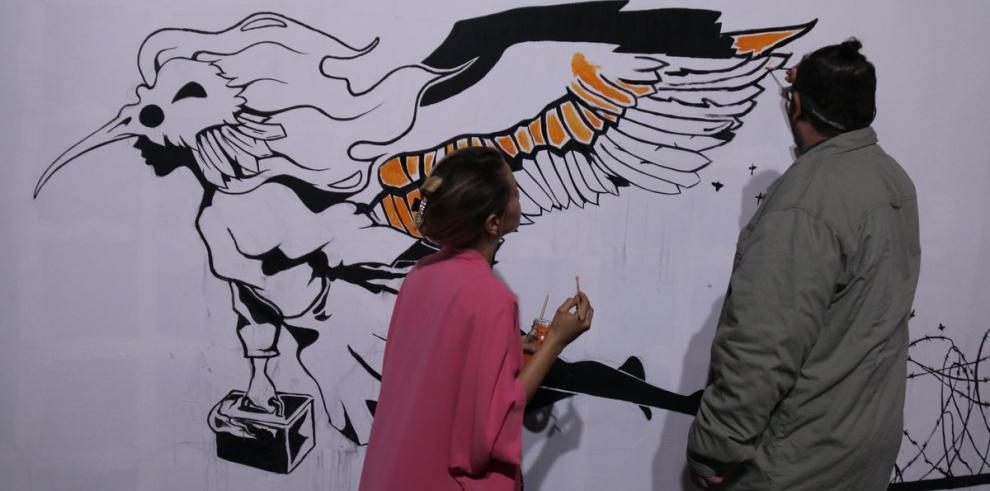 Inauguran exposición 'Refugiarte' sobre la situación personas refugiadas en el mundo