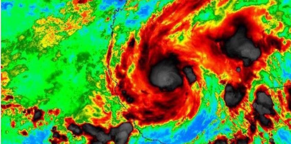 Huracán Katia tomará rumbo a México en las próximas horas como categoría 1