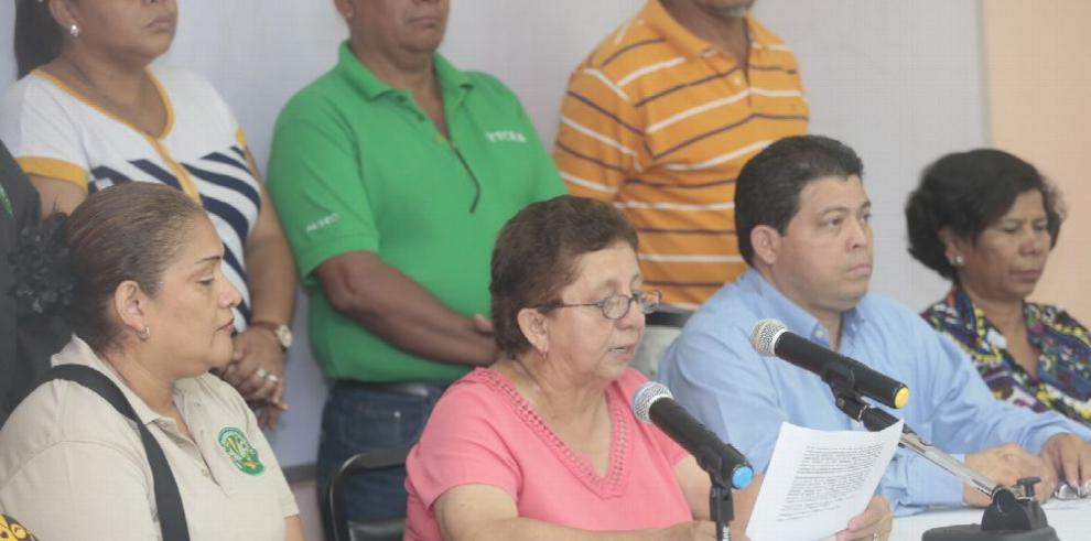 CGTP reclama justicia ante actos de corrupción