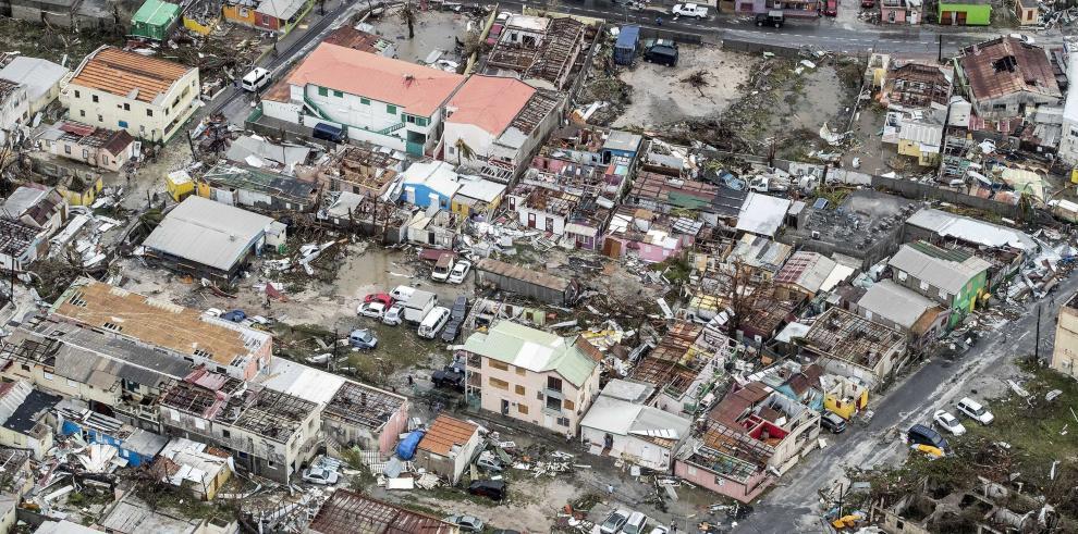 Más de 8 muertos suma el huracán Irma en su paso por el Caribe
