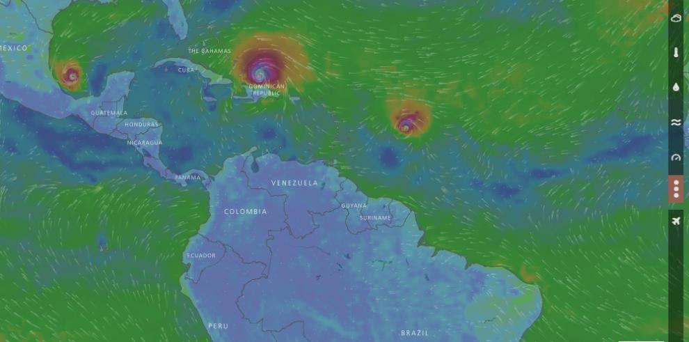 Panamá se solidariza con los afectados por el huracán Irma