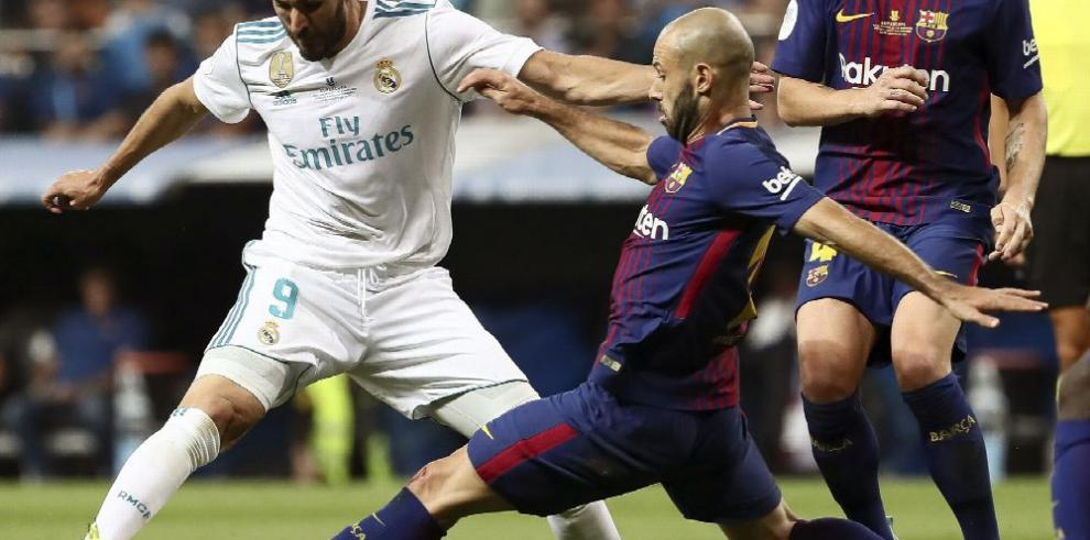 El Real Madrid firma su X Supercopa