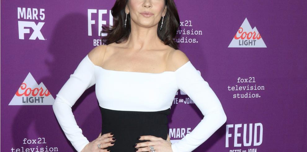 Catherine Zeta-Jones detesta compartir su cumpleaños con Michael Douglas