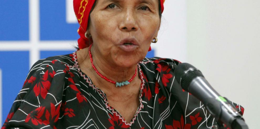Situación de los indígenas panameños puede cambiar si hay más mujeres líderes