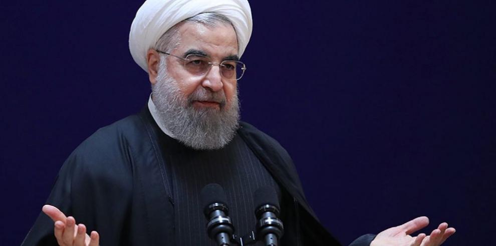 Irán aplica retorsión por medidas de EE.UU.