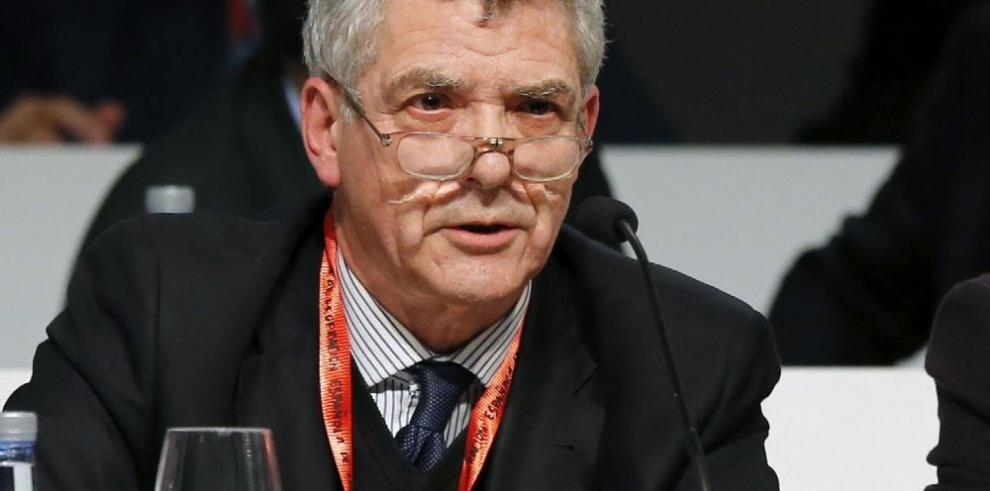 Detenido el presidente de la federación española