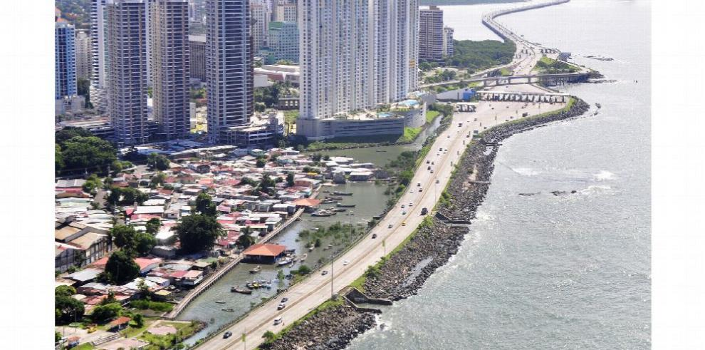Rehabilitarán tramo marino del Corredor Sur a un costo de $2 millones