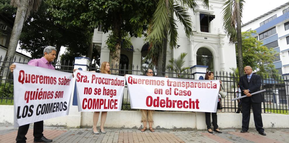 Poco interés público en caso Odebrecht debe alertar a panameños