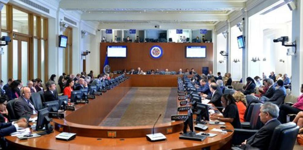 Bolivia suspende sesión de OEA sobre Venezuela, pero México rechaza la decisión