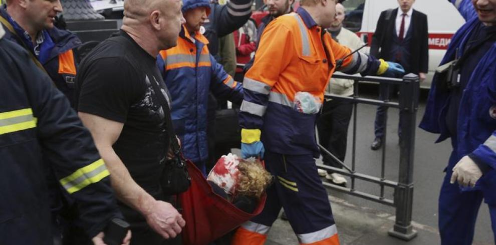 Desactivan artefacto explosivo en el metro de San Petersburgo