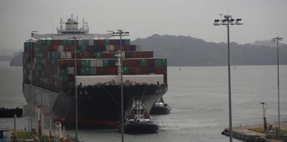 Aportes del Canal de Panamá cayeron en el 2016