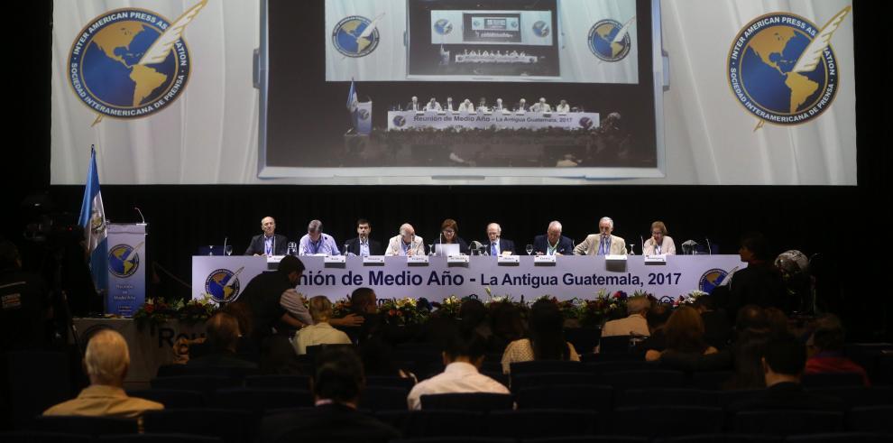 Situación de la prensa en Panamá será investigada por misión de la SIP