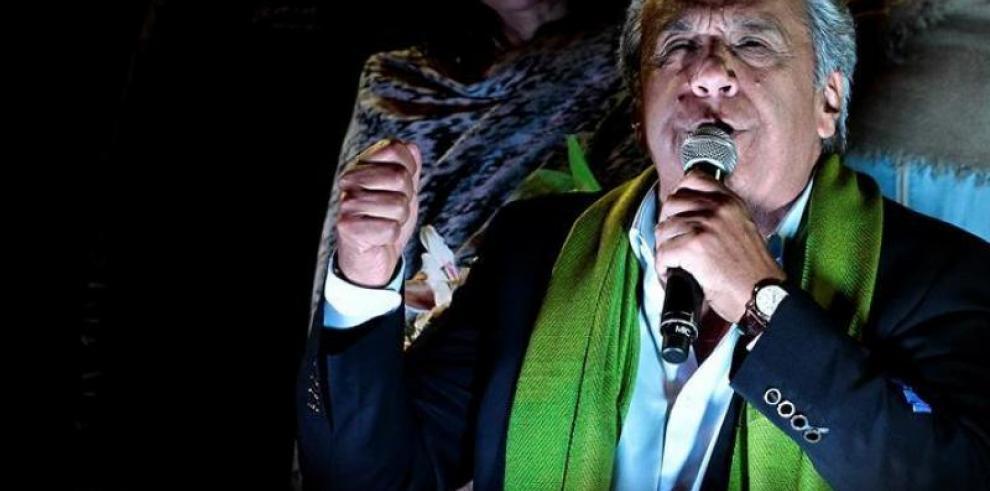 Varela felicita a Lenín Moreno, el nuevo presidente de Ecuador