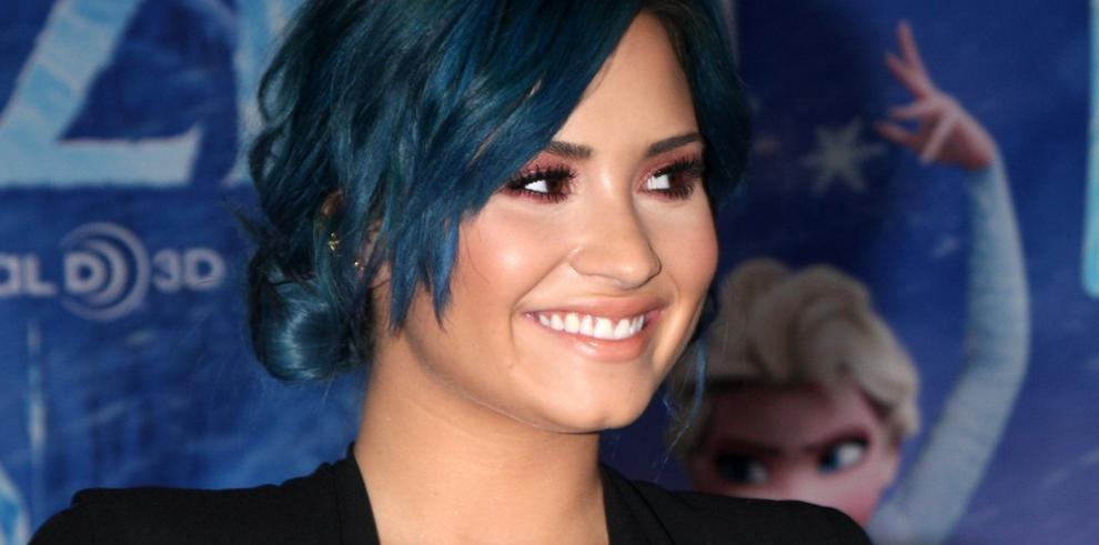 Demi Lovato: 'Estoy sobria porque mi vida depende de ello'