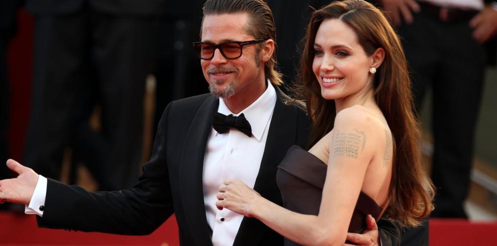 Brad Pitt y Angelina Jolie retoman el contacto