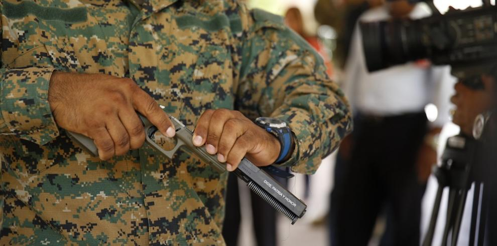 Varela instalará fuerza especial que combatirá la delincuencia
