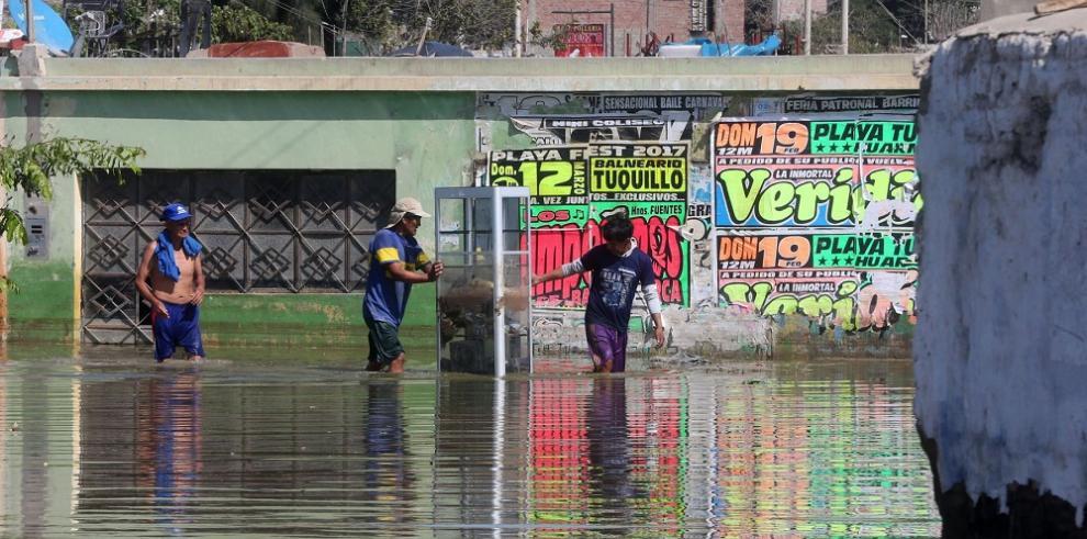 Abren en Panamá cuenta para donaciones a damnificados en Perú