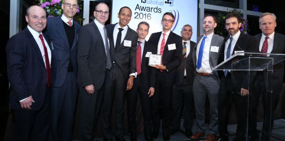 Premian proyecto AES Colón