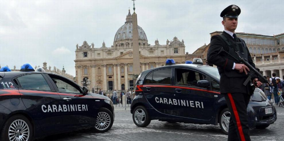 Italia se blinda ante amenazas durante la cumbre de la UE