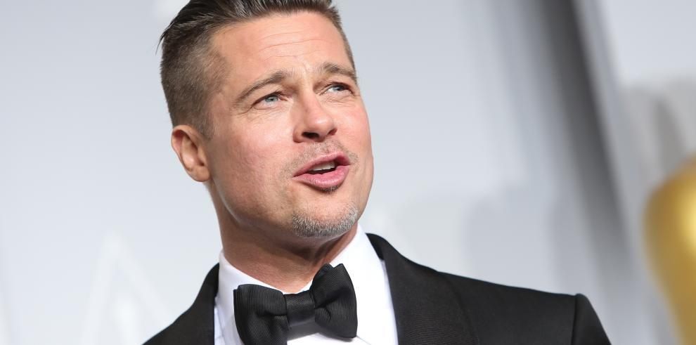 Brad Pitt recupera poco a poco su antigua vida social