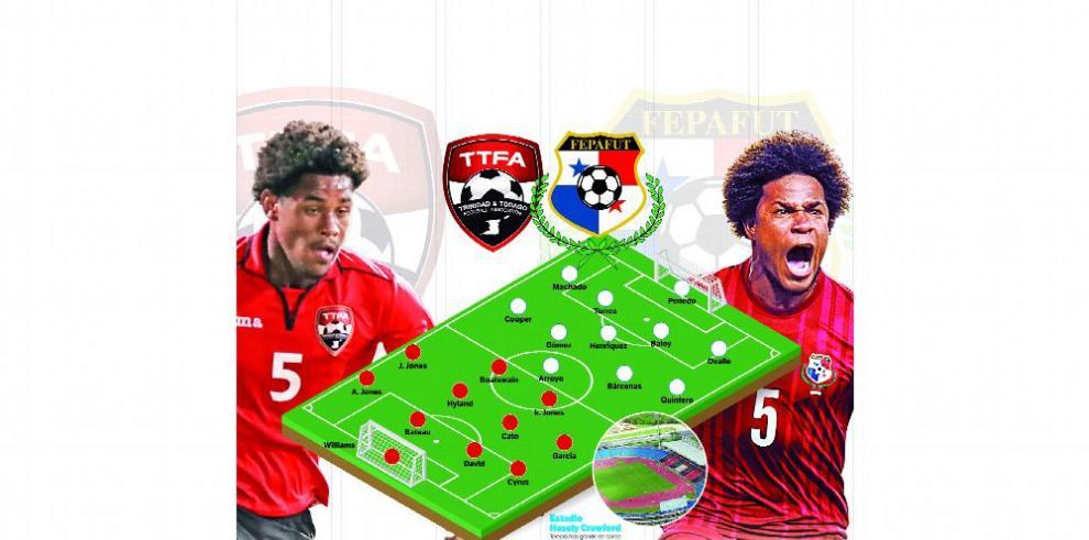 Panamá saldrá con todo a lograr tres puntos valiosos
