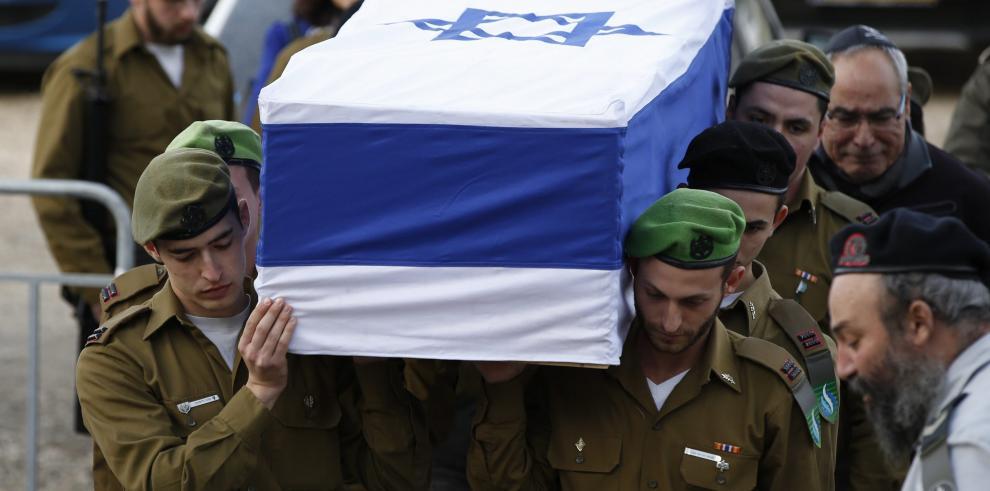Israel entierra a los 4 soldados asesinados en el ataque en Jerusalén