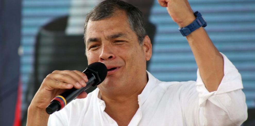 Se inicia oficialmente la campaña electoral en Ecuador