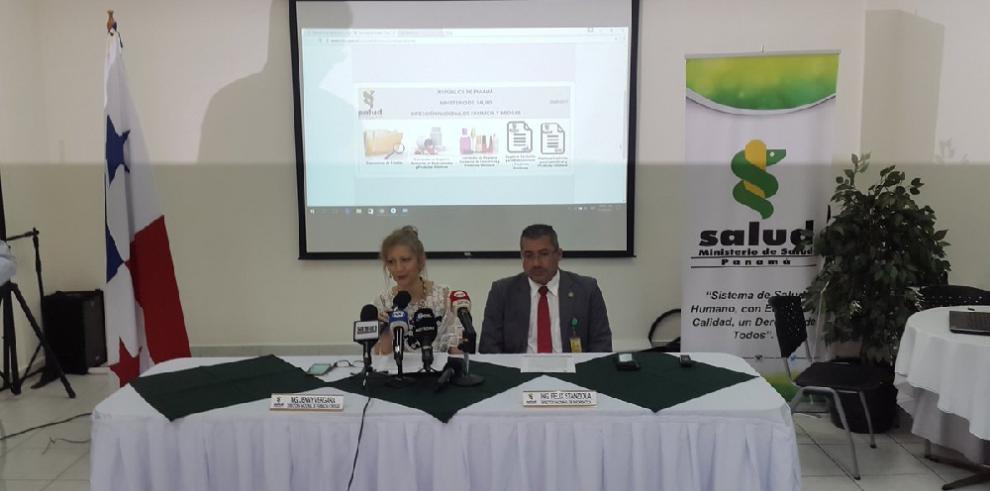 Minsa presenta nueva plataforma de registro sanitario