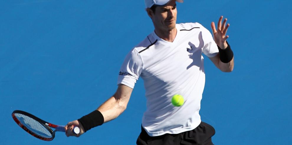 Andy Murray se mantiene líder de la ATP y Federer escala una posición