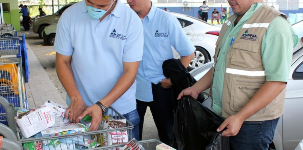 AUPSA decomisa productos sin registro sanitario en Bocas del Toro