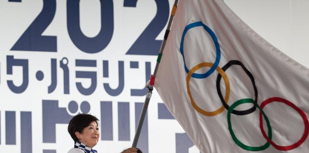 El relevo de la antorcha olímpica para Tokio 2020 durará unos 130 días