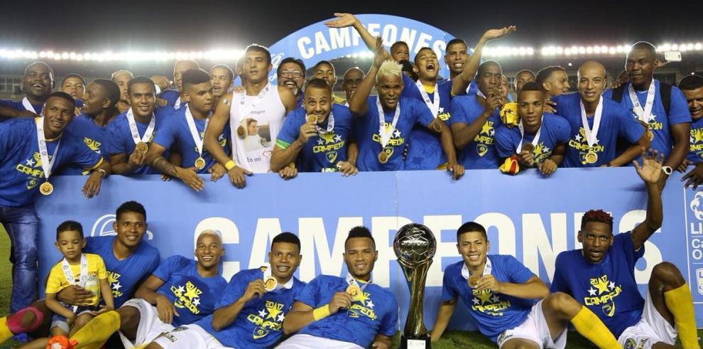Chorrillo F.C. arrancará defensa del título de la LPF frente a Plaza Amador