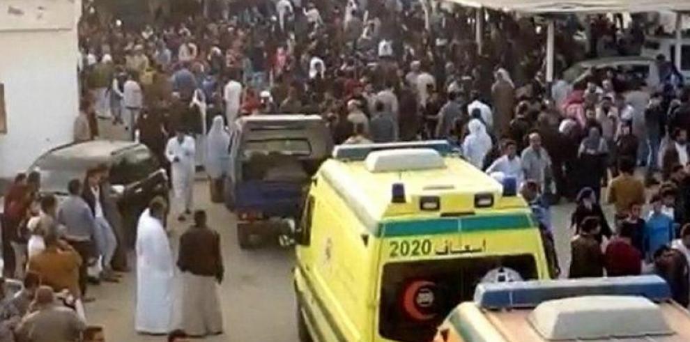 Egipto ejecuta a 15 condenados por terrorismo como
