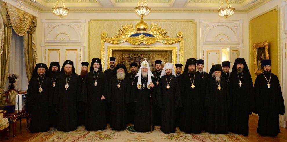 El patriarca ortodoxo ruso llama a participar en las presidenciales de 2018