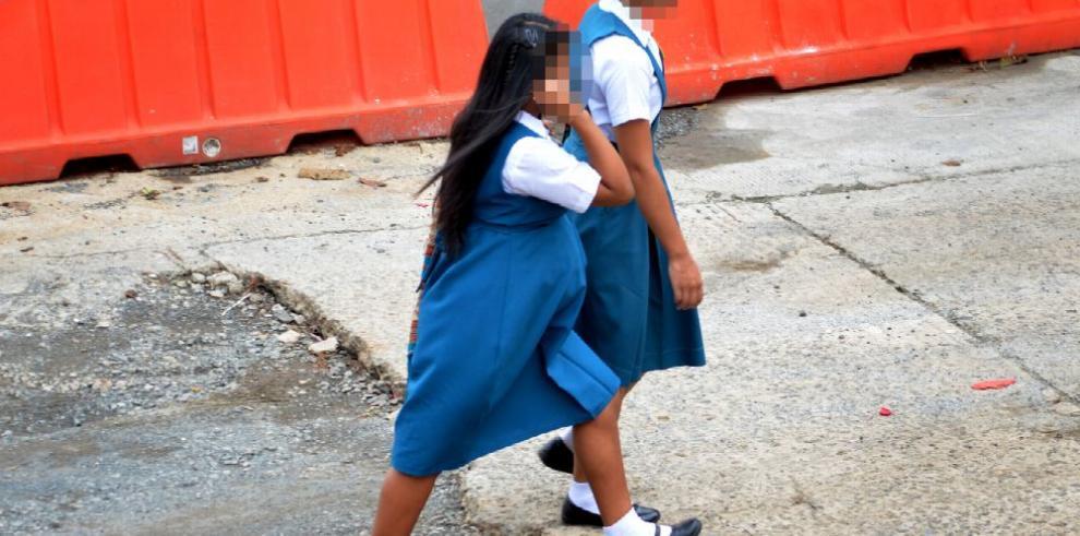 9,086 adolescentes embarazadas en 2017