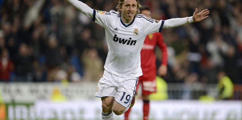 Luka Modric es el mejor jugador croata