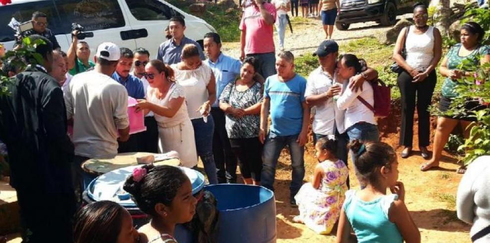 Chorreranos marchan para exigir justicia por asesinato de Cristany