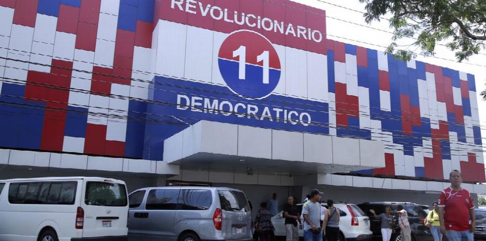 El PRD suma adherentes; CD y Panameñista descienden