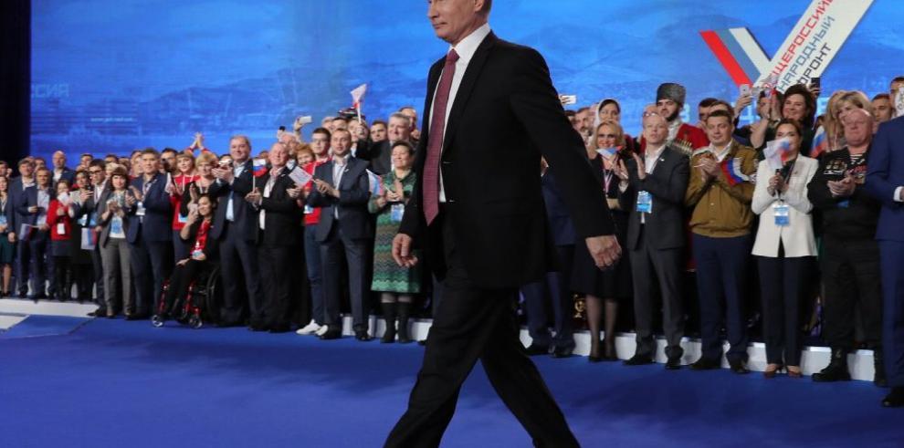 Panorama electoral ruso toma forma de cara a presidenciales