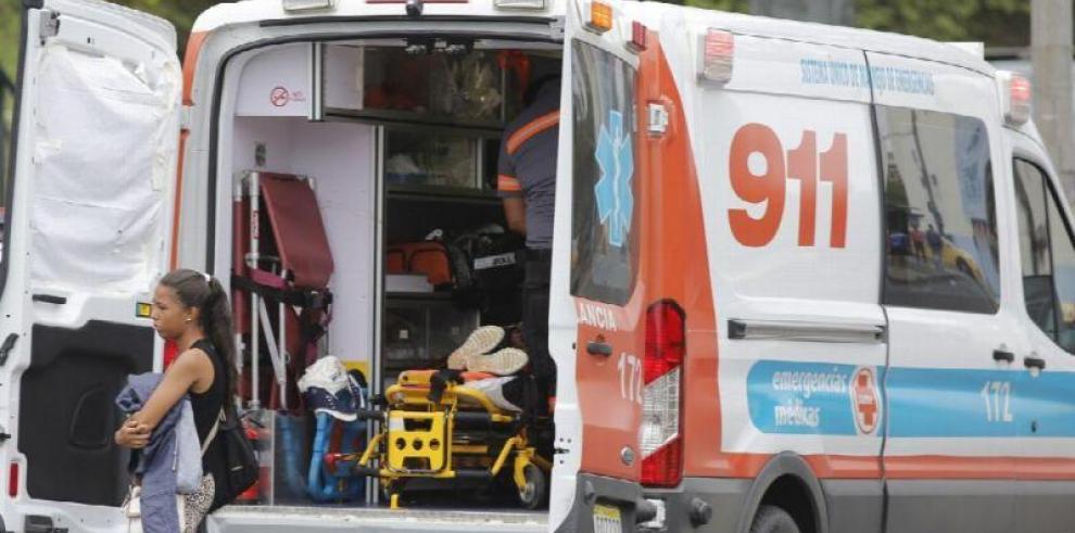 Sume 911: Más de mil accidentes en el fin de semana navideño
