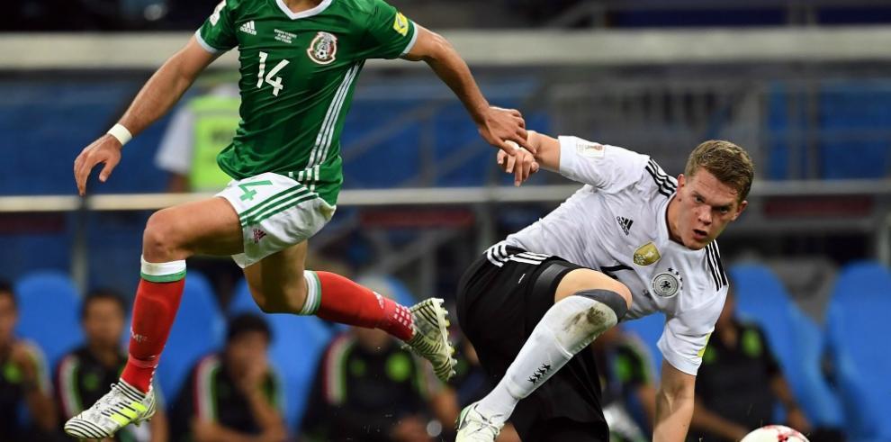 Una Alemania joven desnuda las grandes carencias de México
